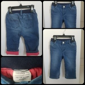Baby Gap Insulated Jeans